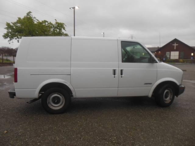 2000 Chevrolet Astro Cargo No Window Work Van In San Leandro CA