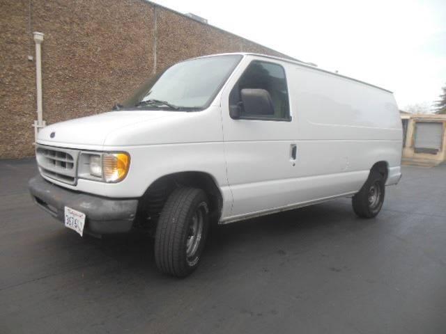 1999 Ford E 150 Reliable Cargo Van