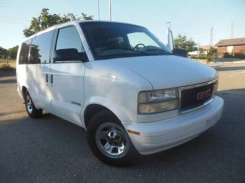 2001 GMC Safari for sale in San Leandro, CA
