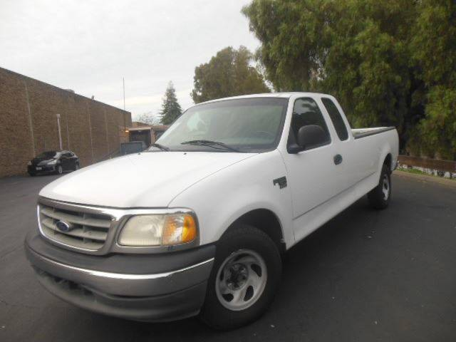 Ford F  Super Cab Long Bed San Leandro Ca