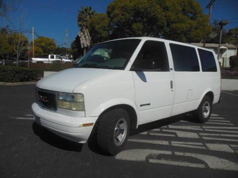 2002 GMC Safari for sale in San Leandro, CA