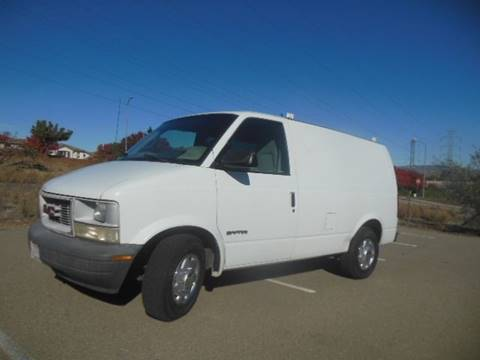2000 GMC Safari Cargo for sale in San Leandro, CA