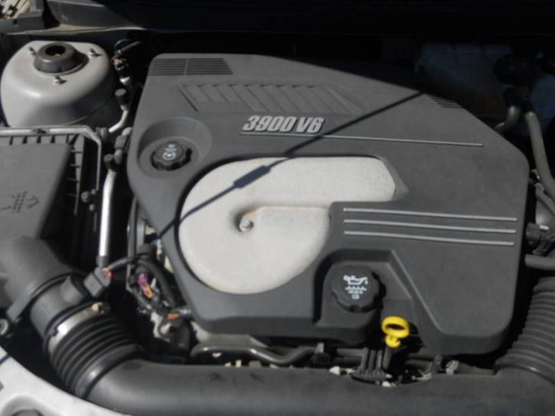 06 pontiac g6 gtp motor