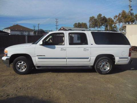 2002 GMC Yukon XL for sale in San Leandro, CA