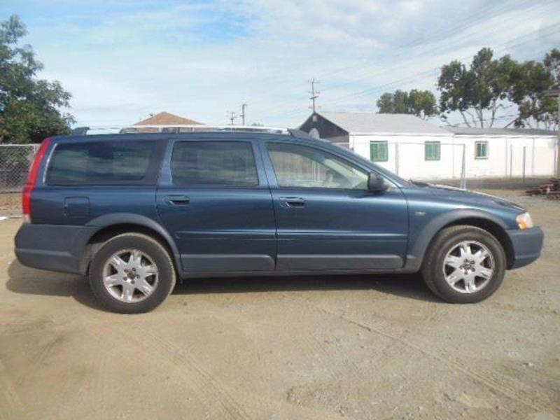 2006 Volvo Xc70 Awd 4dr Wagon In San Leandro Ca Royal Motor