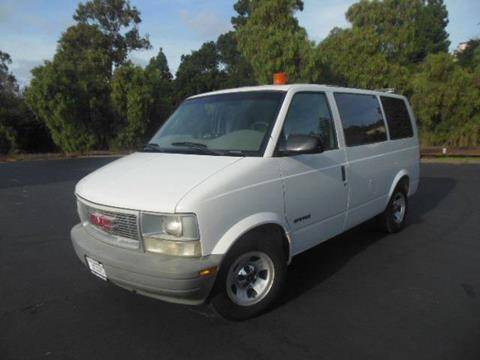2002 GMC Safari Cargo for sale in San Leandro, CA