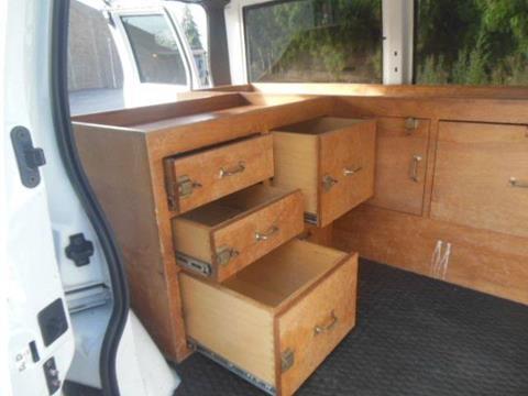 2002 GMC Safari Cargo
