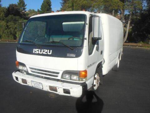 2002 Isuzu NPR for sale at Royal Motor in San Leandro CA