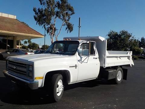 1988 Chevrolet R/V 3500 Series for sale in San Leandro, CA