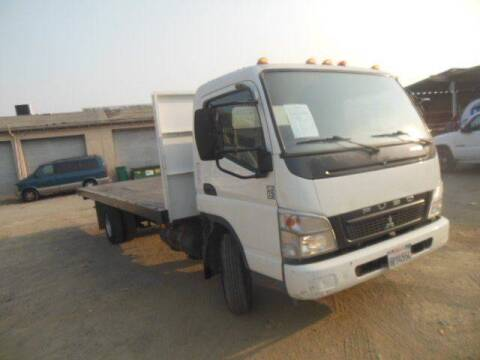 2008 Mitsubishi Fuso FE84D for sale at Royal Motor in San Leandro CA