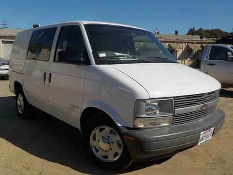 2001 Chevrolet Astro Cargo for sale in San Leandro, CA