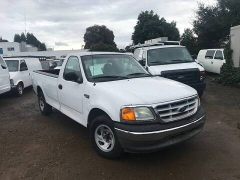 2004 Ford F-150 Heritage for sale at Royal Motor in San Leandro CA