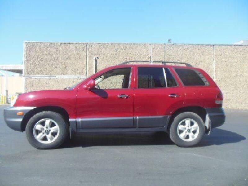 2005 Hyundai Santa Fe for sale at Royal Motor in San Leandro CA