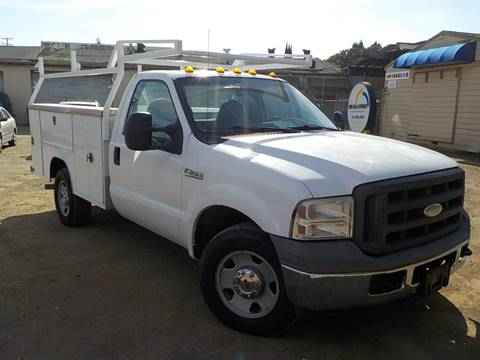 2005 Ford F-350 Super Duty for sale at Royal Motor in San Leandro CA