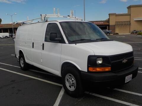 2009 Chevrolet Express Cargo for sale at Royal Motor in San Leandro CA