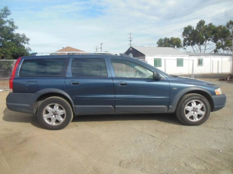 2006 Volvo XC70 for sale at Royal Motor in San Leandro CA