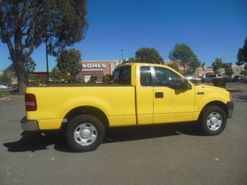 2005 Ford F-150 for sale at Royal Motor in San Leandro CA