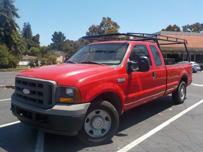 2005 Ford F-250 Super Duty for sale at Royal Motor in San Leandro CA