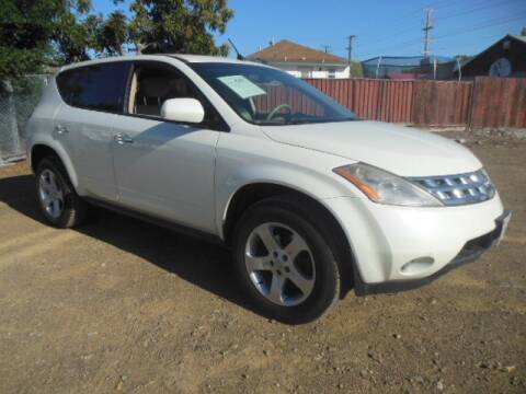 2005 Nissan Murano for sale at Royal Motor in San Leandro CA