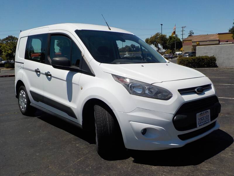 2014 Ford Transit Connect Cargo for sale at Royal Motor in San Leandro CA