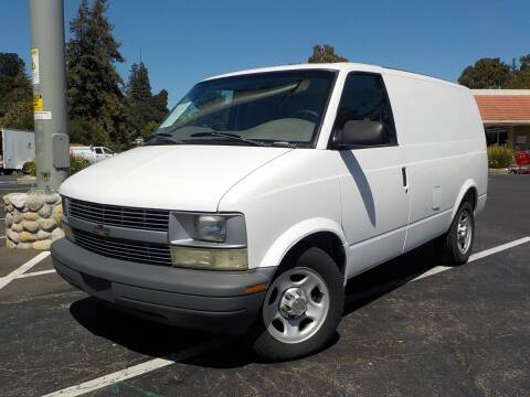 2004 Chevrolet Astro Cargo for sale at Royal Motor in San Leandro CA