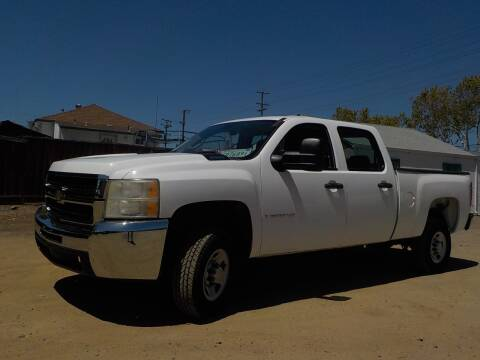 2007 Chevrolet Silverado 2500HD for sale at Royal Motor in San Leandro CA