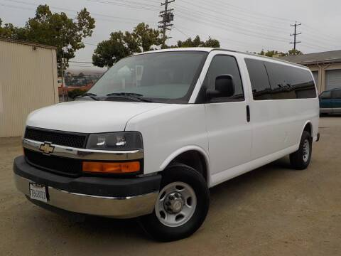 2006 Chevrolet Express Passenger for sale at Royal Motor in San Leandro CA