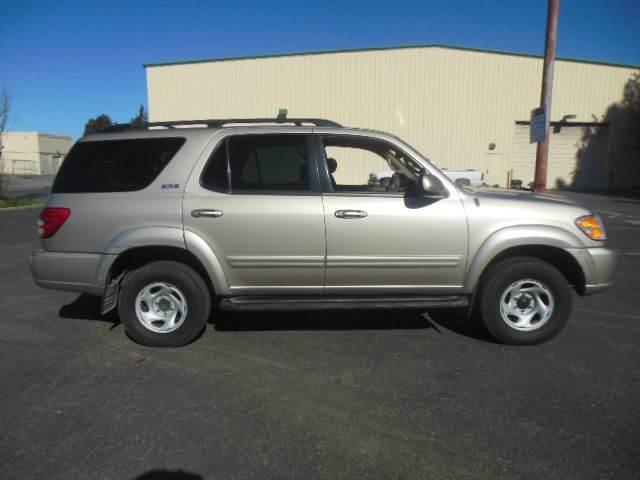 2001 Toyota Sequoia SR5 4WD 4dr SUV #512 - San Leandro CA