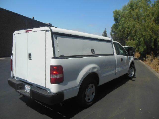 2007 Ford F-150 XL 2dr Regular Cab Styleside 6.5 ft. SB - San Leandro CA