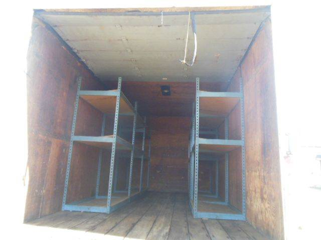 2001 Mitsubishi Fuso 16ft Box Truck - San Leandro CA