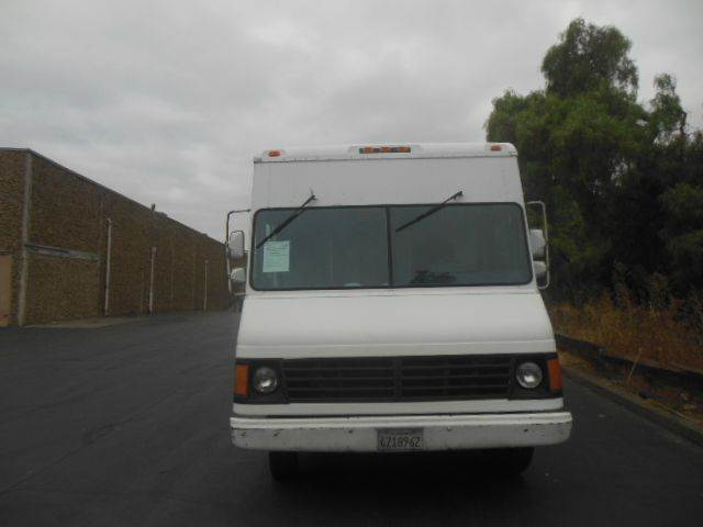1995 Chevrolet P30 18ft Step Van - San Leandro CA
