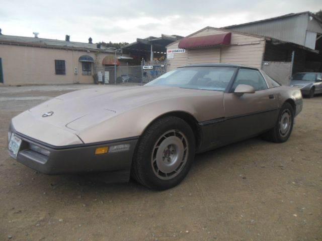 1985 Chevrolet Corvette 2dr Hatchback - San Leandro CA