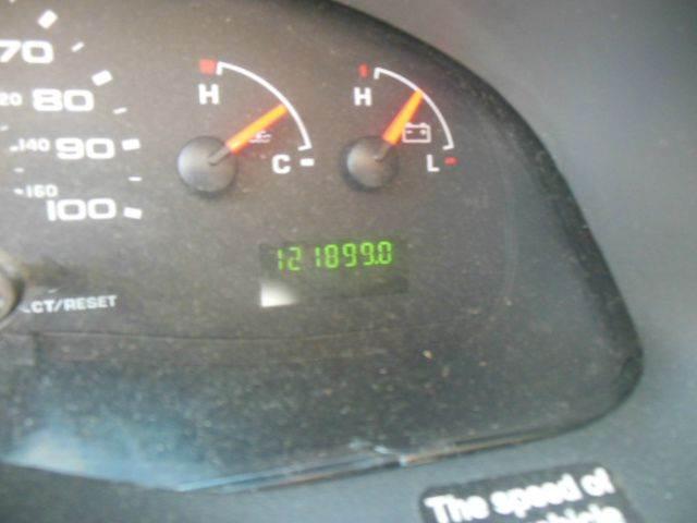 2008 Ford E-350 16ft Box Van #550 - San Leandro CA