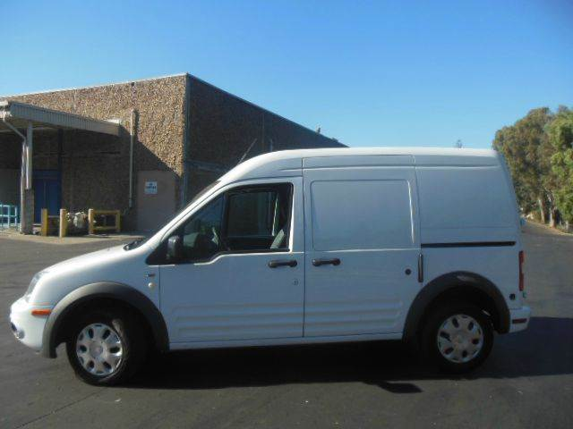 2013 Ford Transit Connect XLT 4dr Cargo Mini-Van w/o Side and Rear Glass - San Leandro CA