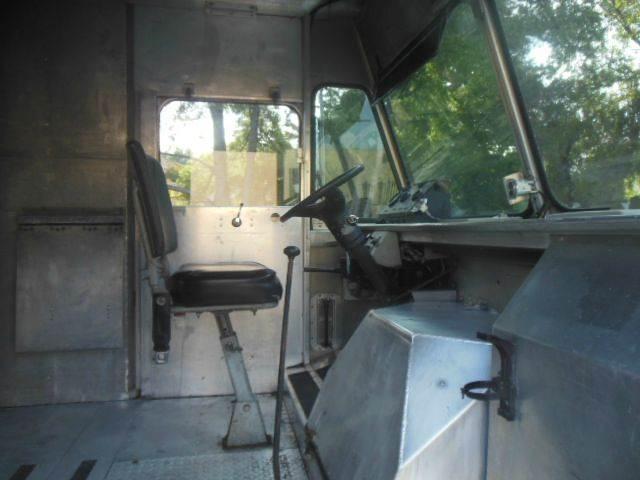 1988 Ford Grumman 10ft Step Van 75k Miles #303 - San Leandro CA