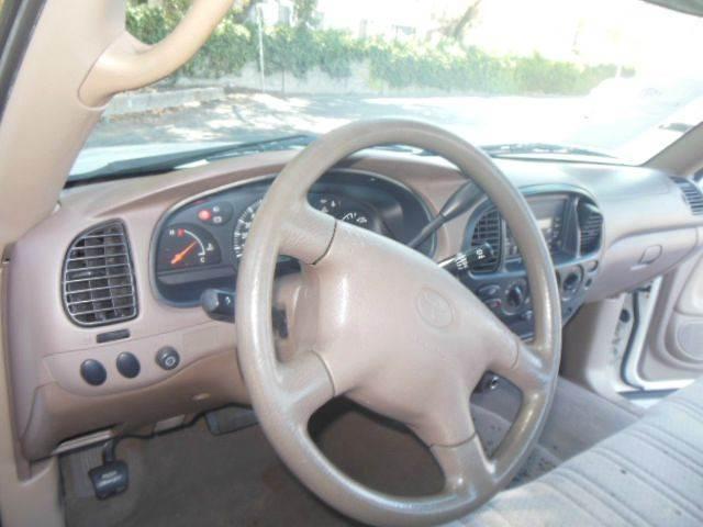 2002 Toyota Tundra 2dr Standard Cab 2WD LB - San Leandro CA