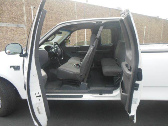 2001 Ford F-150 4dr SuperCab XL 2WD Styleside LB - San Leandro CA