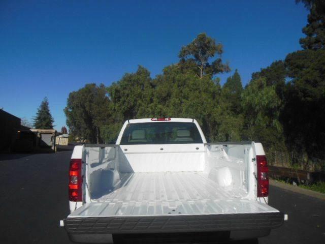 2013 Chevrolet Silverado 1500 4x2 Work Truck 2dr Regular Cab 8 ft. LB - San Leandro CA