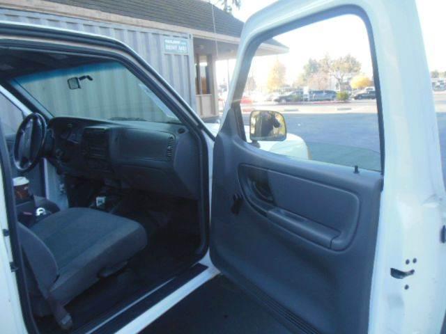 2002 Ford Ranger 2dr Standard Cab XL 2WD SB - San Leandro CA