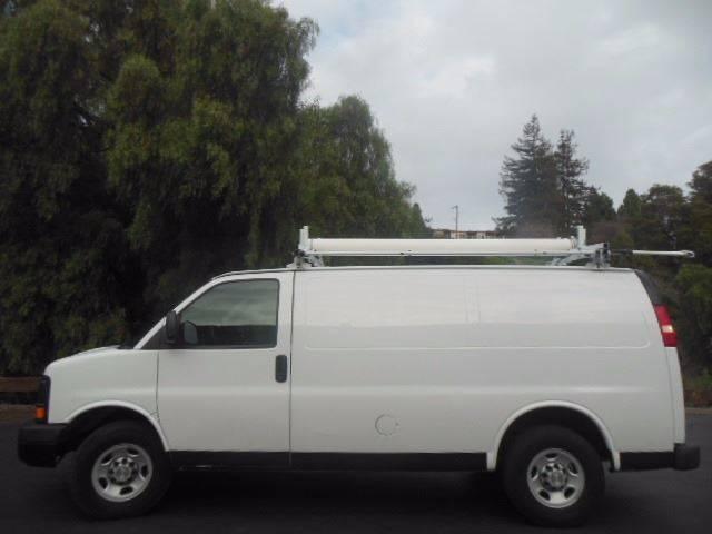 2009 Chevrolet Express Cargo 2500 3dr Cargo Van - San Leandro CA