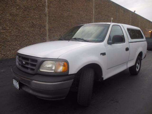 2002 Ford F-150 2dr Standard Cab XL 2WD Styleside SB - San Leandro CA