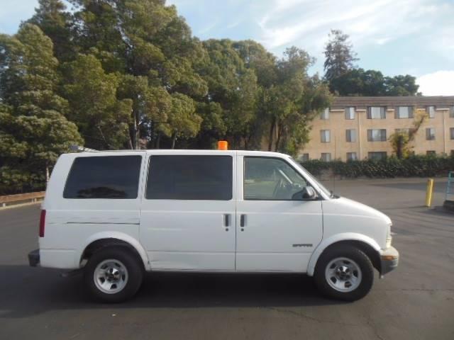 2002 GMC Safari Cargo 3dr SL Extended Cargo Mini-Van - San Leandro CA