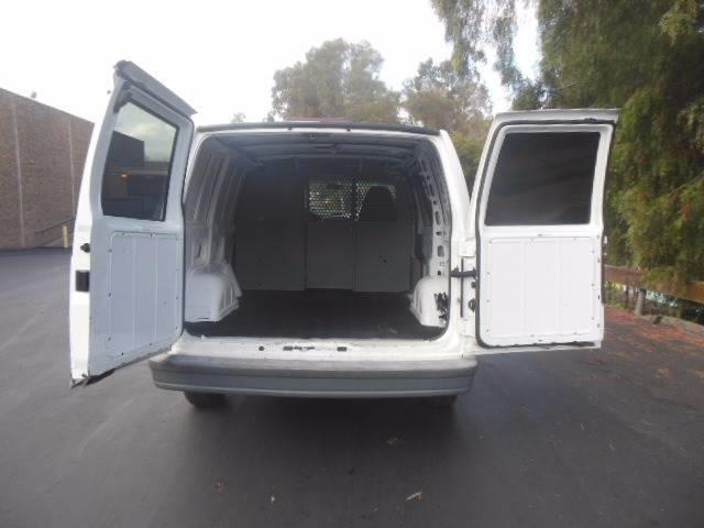 2002 Chevrolet Astro Cargo RWD 3dr Extended Cargo Mini-Van - San Leandro CA