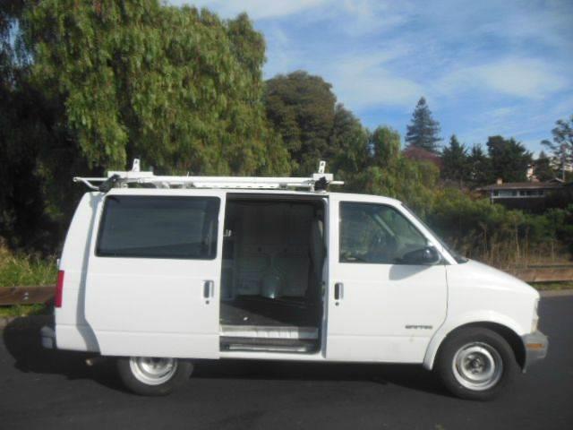 2000 GMC Safari Cargo 3dr SL Extended Cargo Mini-Van - San Leandro CA