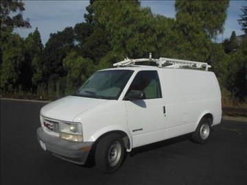2000 GMC Safari Cargo for sale in San Leandro, CA