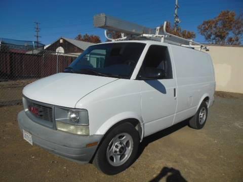 2005 GMC Safari Cargo for sale in San Leandro, CA