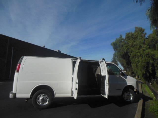 1999 Chevrolet Express Cargo 3dr G2500 Extended Cargo Van - San Leandro CA