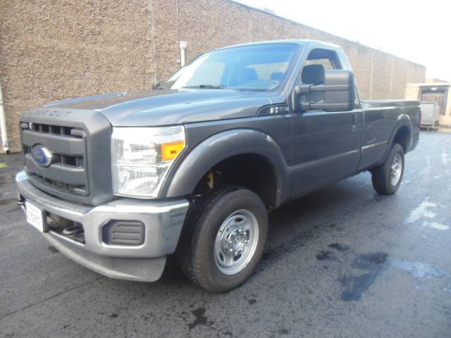 2012 Ford F-250 Super Duty 4x4 XL 2dr Regular Cab 8 ft. LB Pickup - San Leandro CA