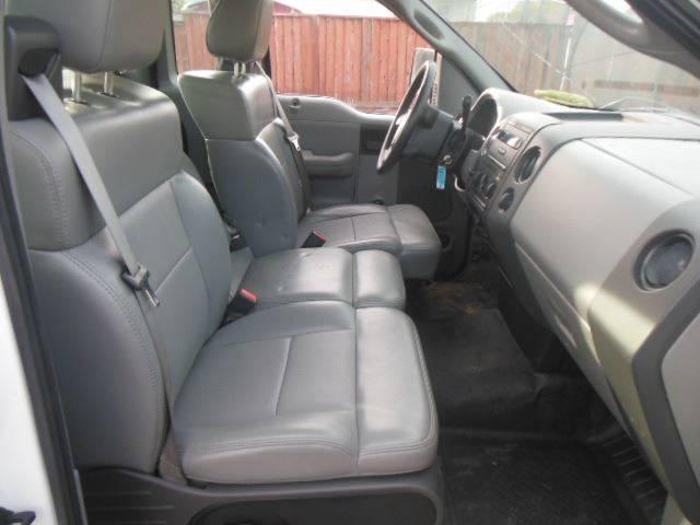 2007 Ford F-150 XLT 2dr Regular Cab Styleside 8 ft. LB - San Leandro CA