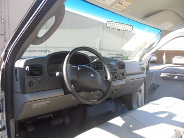 2007 Ford F-250 Super Duty XL 2dr Regular Cab LB - San Leandro CA